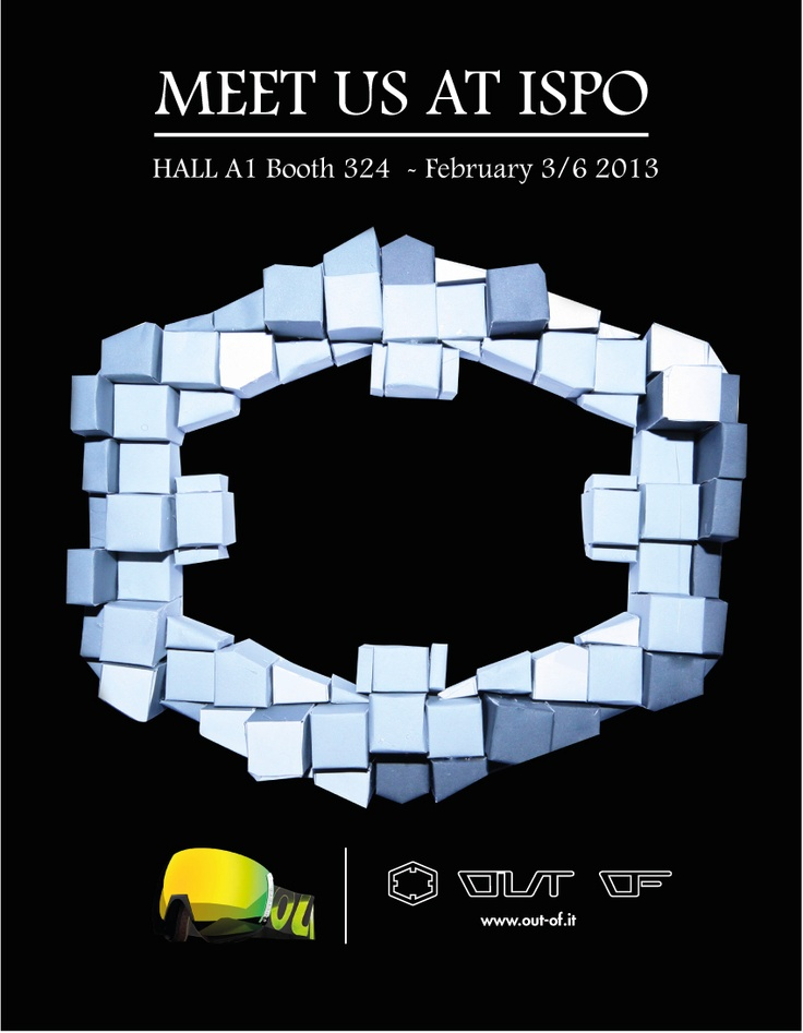 Meet us at ISPO----- 3/6 February