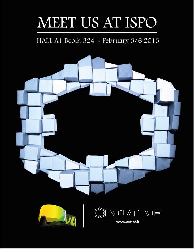 Meet us at ISPO----- 3/6 February