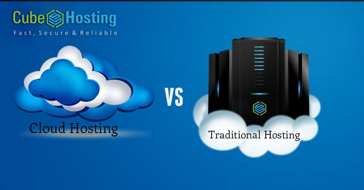 If you want to get more information about traditional and cloud hosting you must read this Blog or visit our website