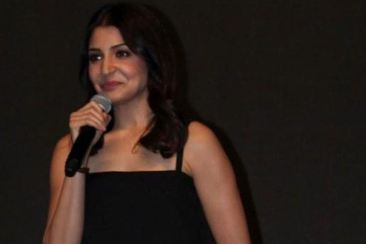 Actress Anushka Sharma, who comes from an army background, was launched by Yash Raj Films in 2008 and so she says she didn't face nepotism...