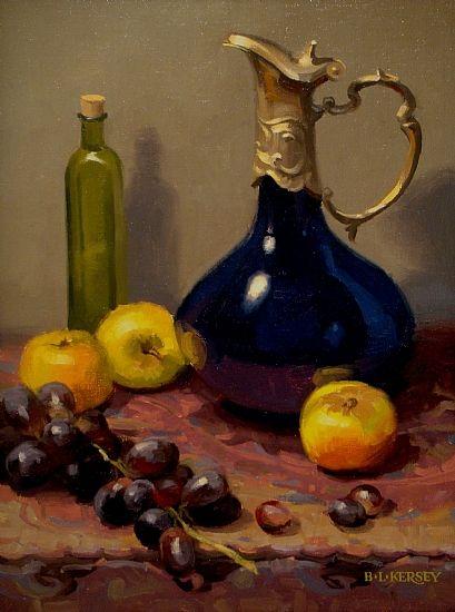 Laurie Kersey 1961 ~ Still Life painter   Tutt'Art@   Pittura * Scultura * Poesia * Musica  