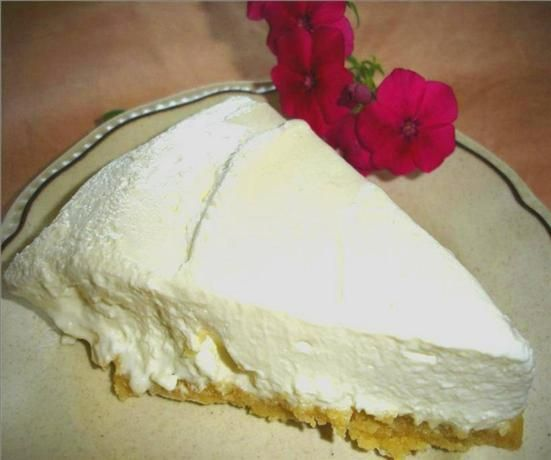 Luscious Low Carb Cheesecake (no-bake) from Food.com: I just love this cheesecake! When I'm in the mood for dessert, it really hits the spot! It's so quick and easy to prepare, and low in carbs. (The rest of the family enjoys it, too!)