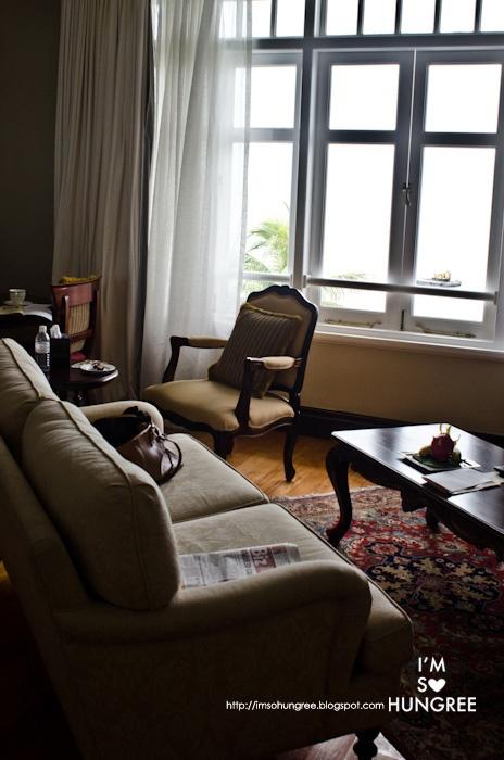 Penaga Suite in E Hotel, Penang