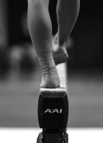 The most well-rounded, complex, difficult, demanding sport I ever ran into is gymnastics. (...) [Gymnasts] can do what you do almost as good as you, but you can't do what they do at all. You won't be able to. You cannot even play with these kids. These kids are in an elite team, and you understand that these people are superhuman, really. -Ido Portal
