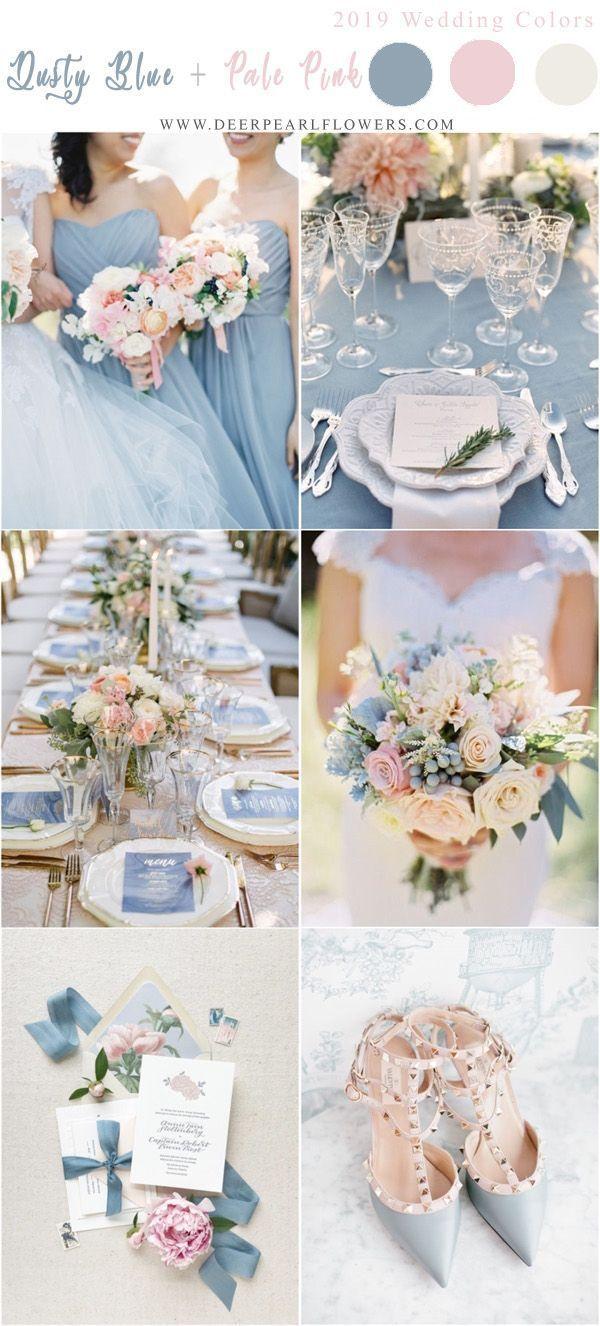 Top 10 Hochzeit Farbschema Ideen für 2019 Trends …
