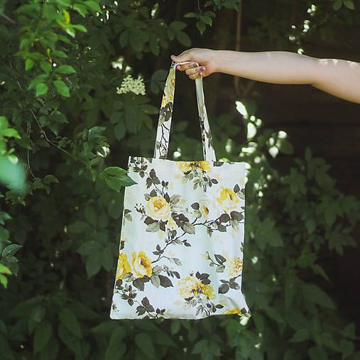 silvart / Flora I. (bavlnená taška)