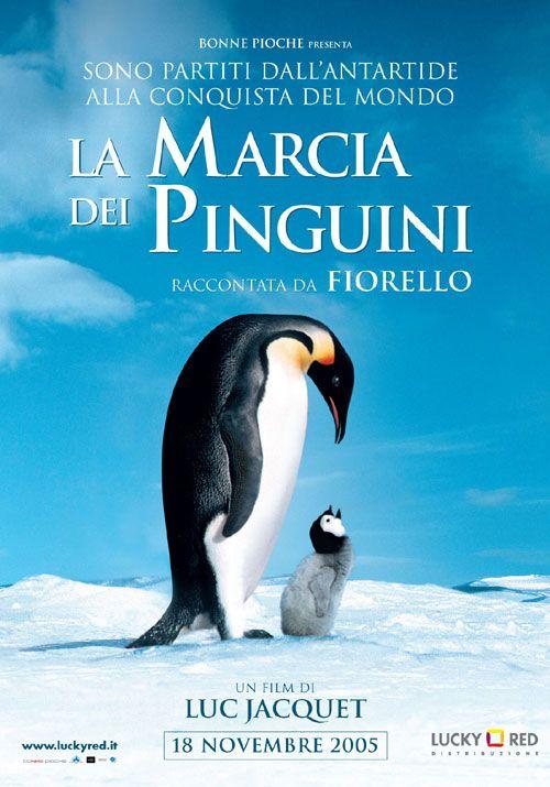 La marcia dei pinguini - Lucky Red