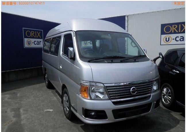 Nissan Caravan SGE25 GX 2009 . http://www.fareenacorp.com/admin/upload/products/1665-A.jpg