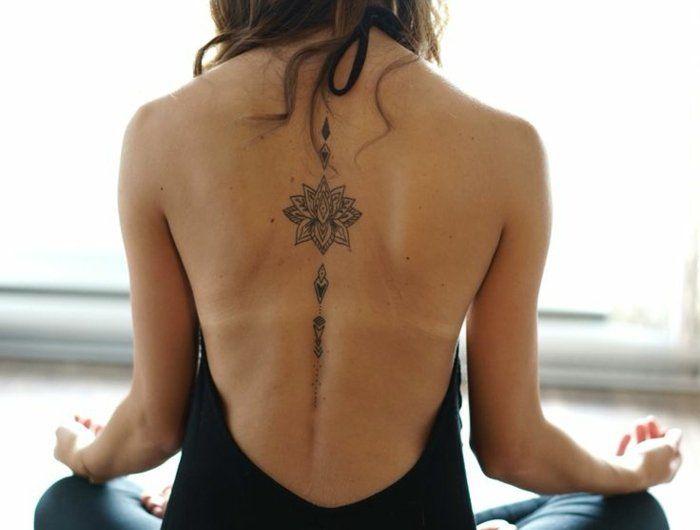 best 20 tatouage fleur signification ideas on pinterest. Black Bedroom Furniture Sets. Home Design Ideas