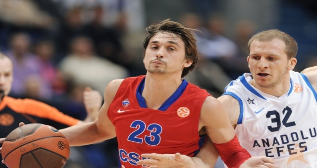 NBA Rumors : Cavs Extend Contract To SG Alexey Shved