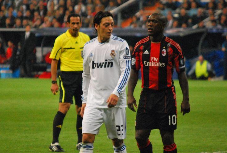 Seedorf vs Ozil