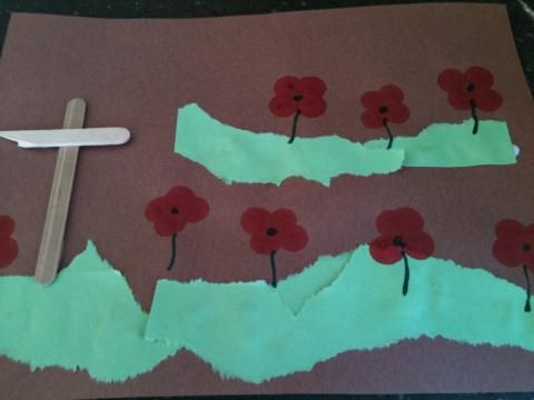 11 Remembrance Day Crafts: How to Recognize November 11th with Young Children | momstown National