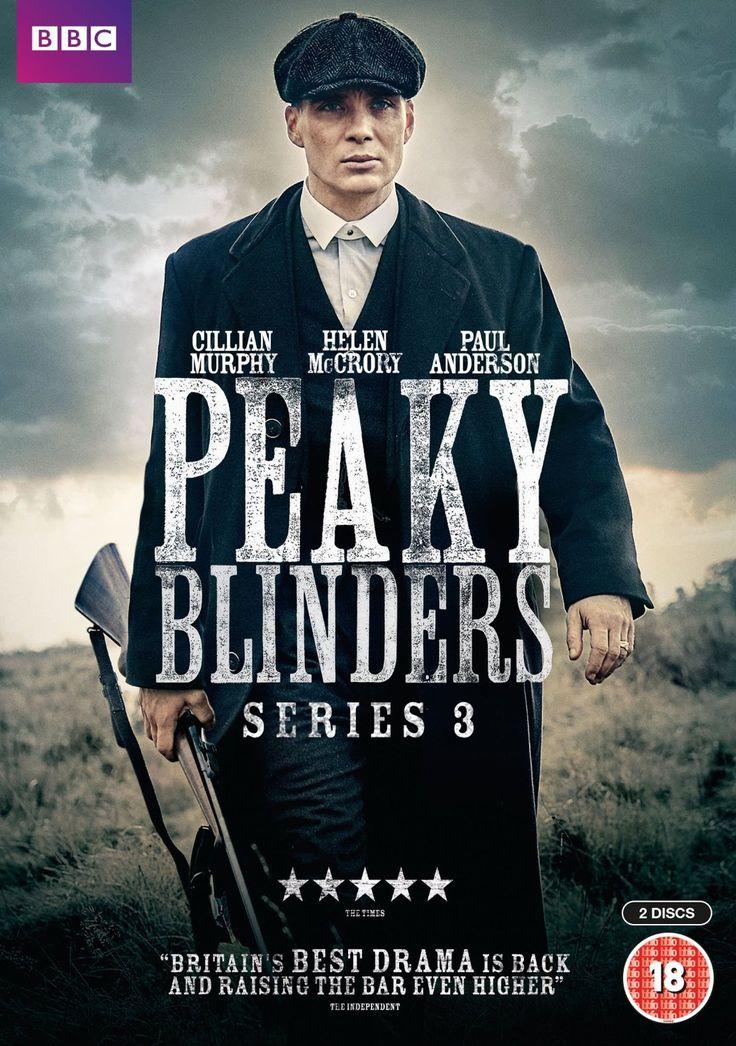 Peaky Blinders - Series 3:  [DVD] [2016]