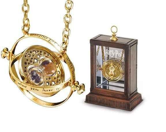 Le collier Harry Potter (44 €).