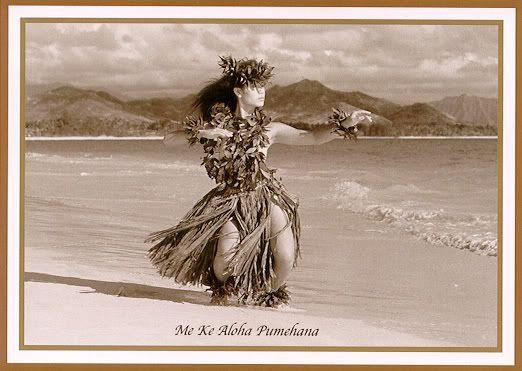 Me ke aloha pumehana...photo by Kim Taylor Reece...