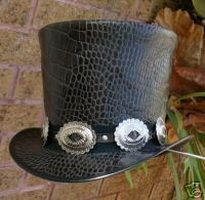 How to Make Slash's Top Hat from Guns N' Roses