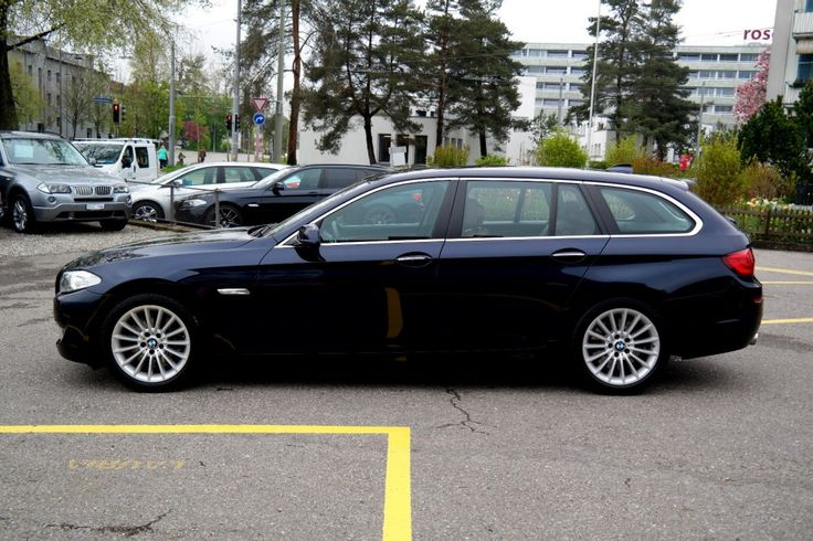 BMW 535d xDrive Touring Steptronic, Occasion, Diesel, 138'000 km, CHF 27'900.-