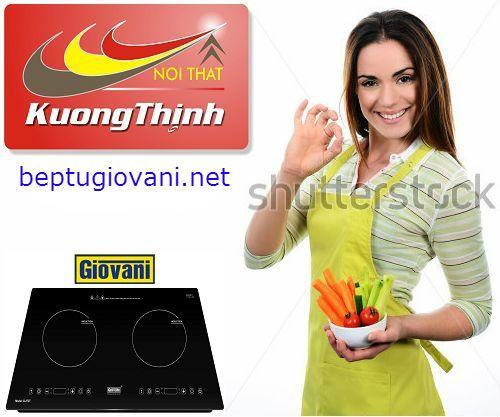 Bếp từ Giovani: Làn gió mua sắm mới tại thị trường Việt Nam