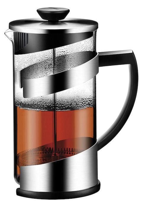 Cafetera - Tetera de embolo | http://www.tescomaonline.es/bebidas-125076/cafeteras-y-teteras-133076/teo-134076/teo-teteracafetera-embolo-06l--linea-teo-1733071/