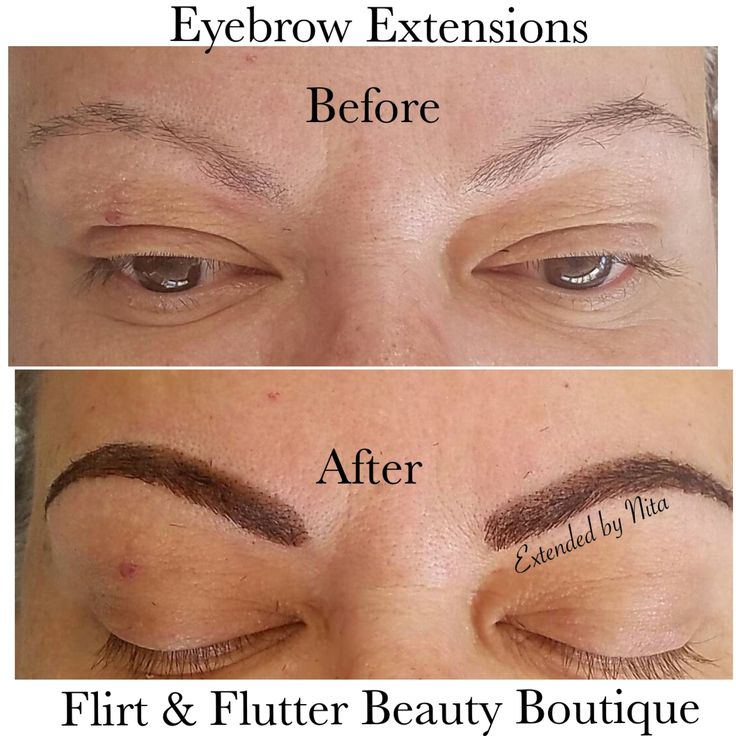 Pin By Flirt Flutter Beauty Boutique On Eyebrow Extensions