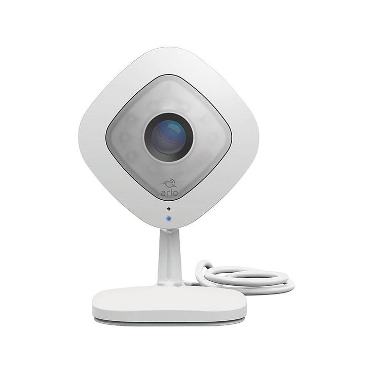 NETGEAR Arlo Q Indoor/Outdoor 1080p HD Security Camera