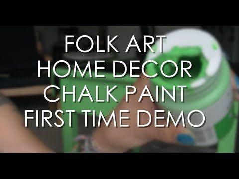 88 best FolkArt Home Decor Chalk Paint images on Pinterest Chalk