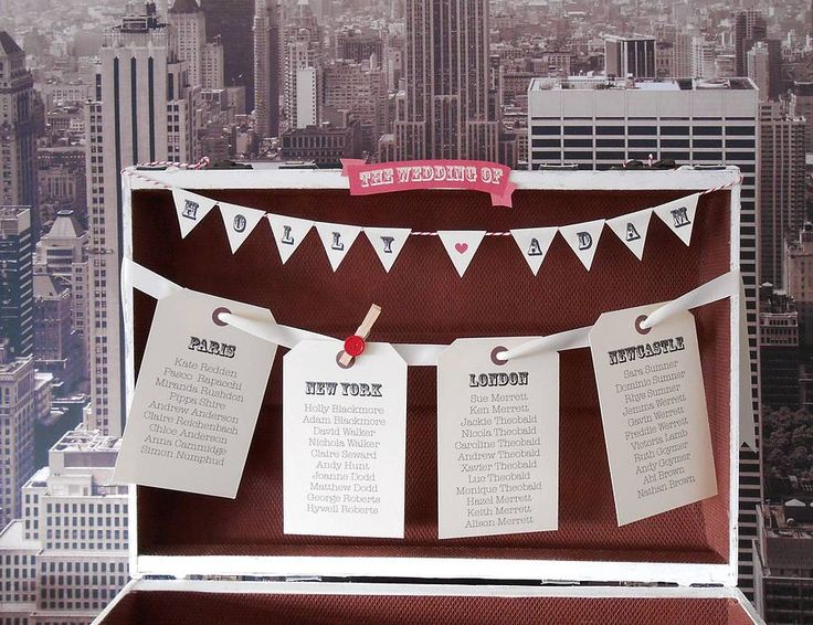 Create Your Own Table Plan