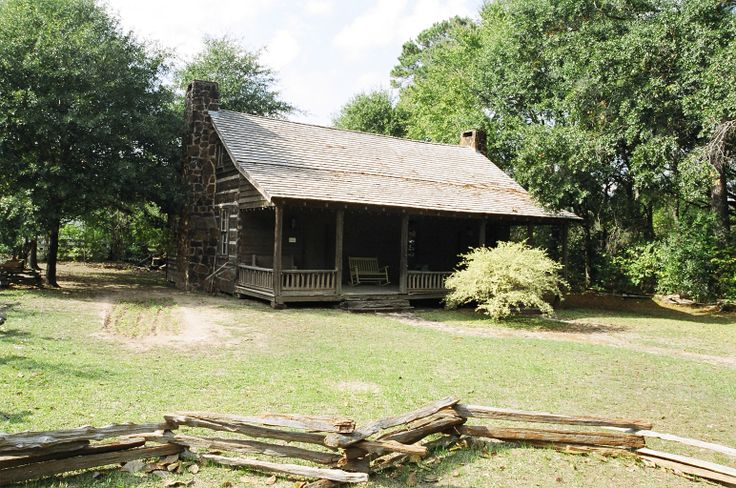 Log cabin millard 39 s crossing nacogdoches tx east for Log home plans texas
