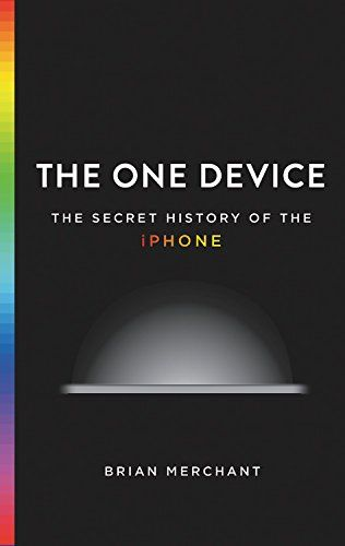 The One Device: The Secret History of the iPhone by Brian... https://www.amazon.com/dp/031654616X/ref=cm_sw_r_pi_dp_x_yPO5ybEBSX1ZB