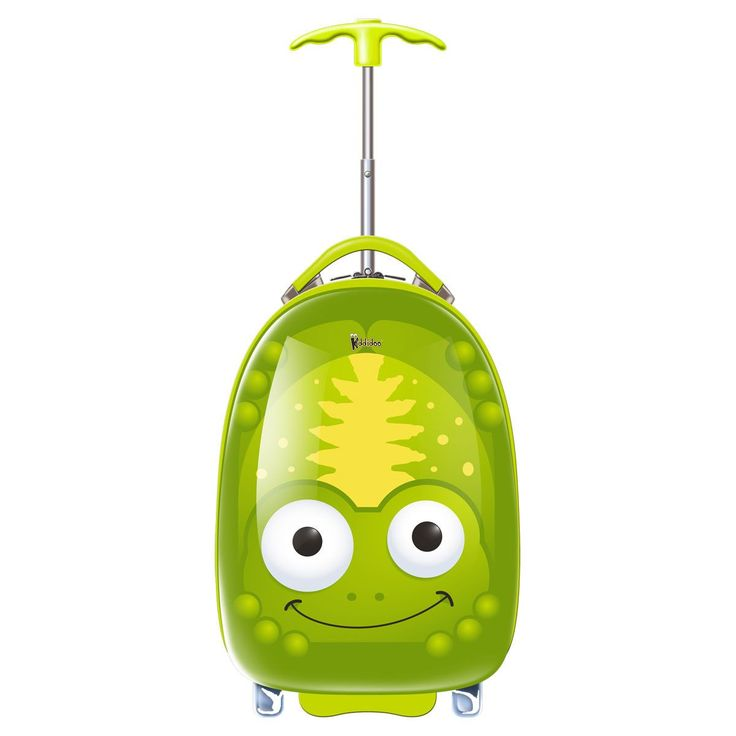 Frog Hard Case Travel Trolley