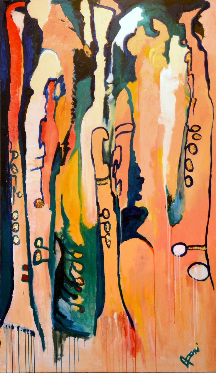 Ultimo step dal 6/06 al 27/06 a cura dell'Associazione XEARTE gli artisti Daniela Antonello, Pierluigi Fornasier e Giancarlo Pavin. pin :Daniela Antonello -il clarinetto