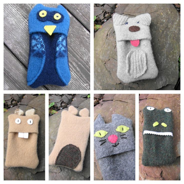 iPod cozies  Cute Animal iPod Cozy Tutorial  http://www.artisaninthewoods.com/2012/11/08/cute-animal-ipod-cozy-tutorial/#