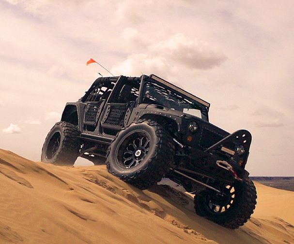 Jeep - Full Metal Jacket - Starwood Motors
