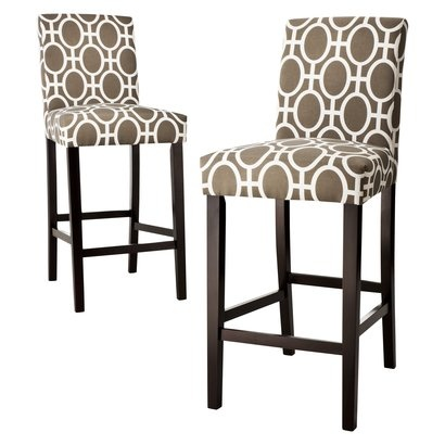 Looks like fortable bar stools from Tar