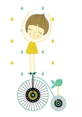 Mundobu: Ilustraciones- Aunque literalmente el dibujo sea simple, los colores y los detalles lo hacen simplemente completo.