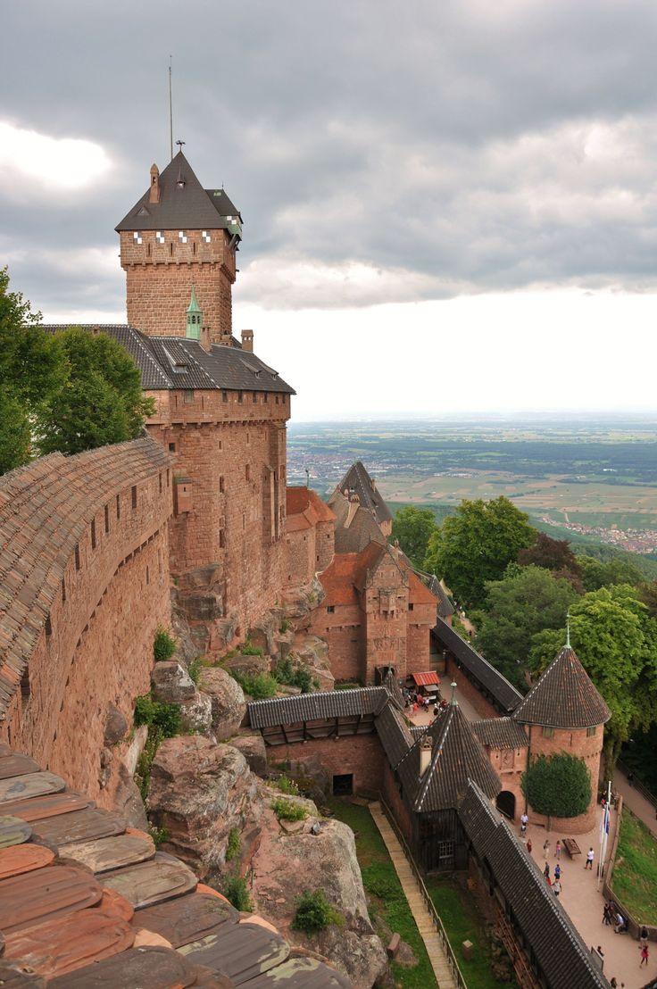 Hochkönigsburg - Elsass.