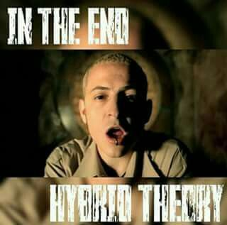 Chaz ♥ In The End ♥  Hybrid Theory ♥