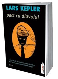 Lars Kepler - Pact cu diavolul