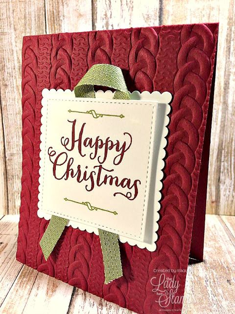 Stampin' Up! Cards - So easy!