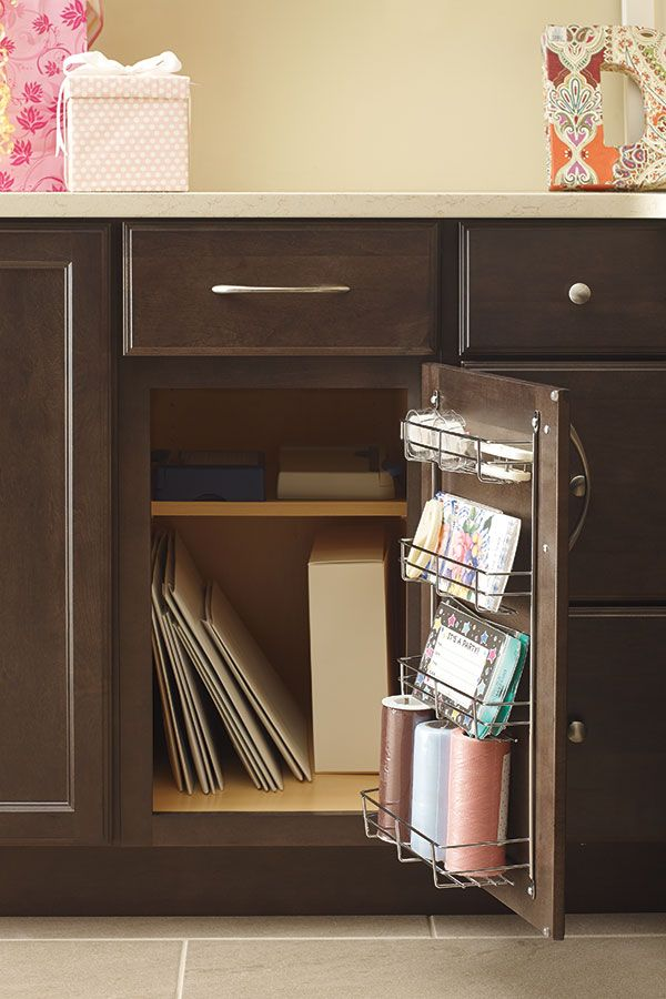 Lowes Spice Rack Gorgeous 66 Best Cabinet Organization  Diamond At Lowe's Images On Pinterest Inspiration Design