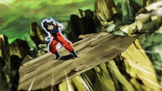 UI Goku vs Kefla