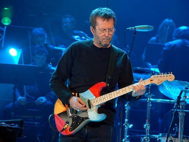 HIT VIDEA: Eric Clapton - Wonderful Tonight