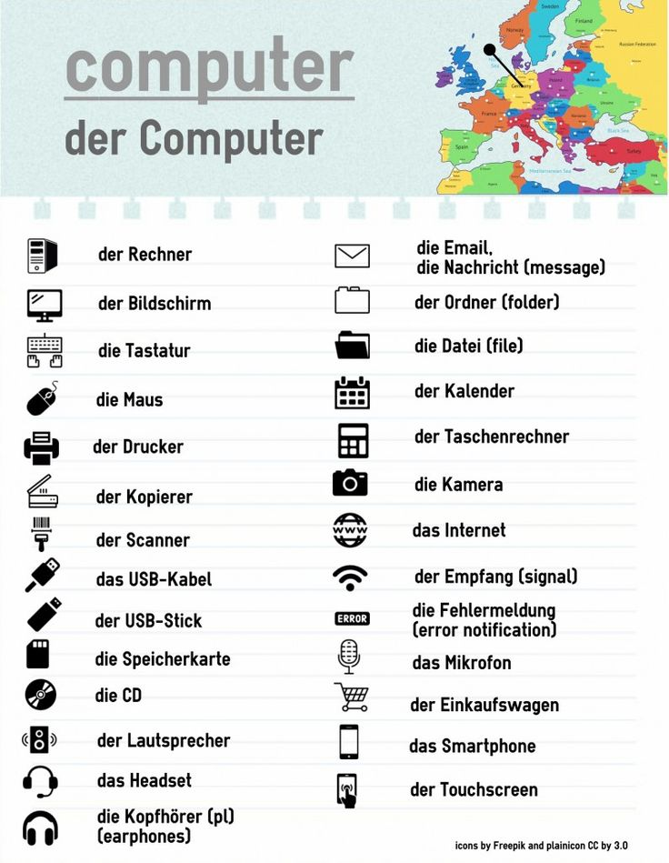 485 best German Language images on Pinterest | German language ...