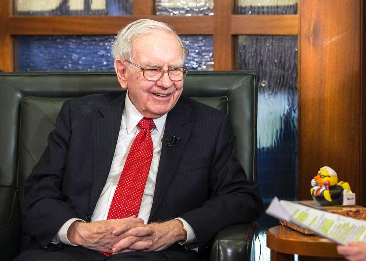 Warren Buffett buys 700 million shares in Bank of America