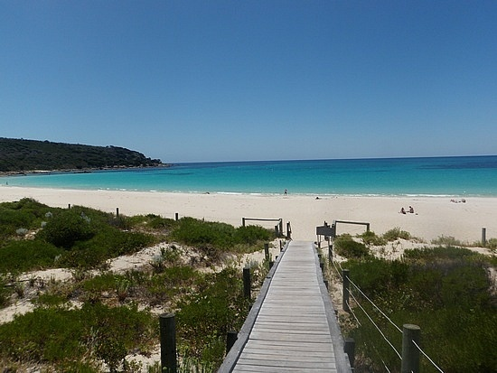 Beautiful Bunker Bay western australia
