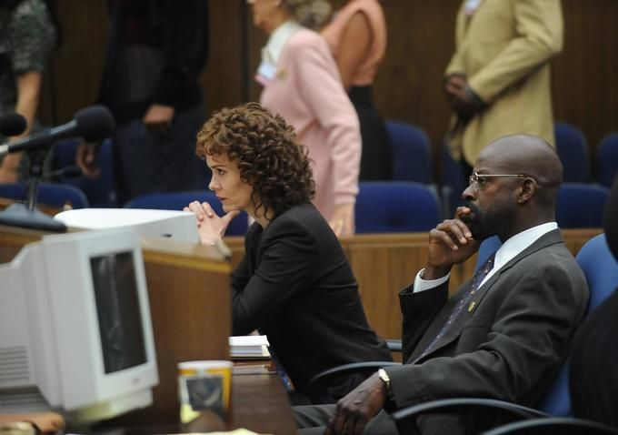 American Crime Story: The People v. O.J. Simpson, s01e05 The Race Card