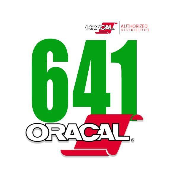 Oracal 641 | Oracal Vinyl | Oracal vinyl, Adhesive vinyl, Logos