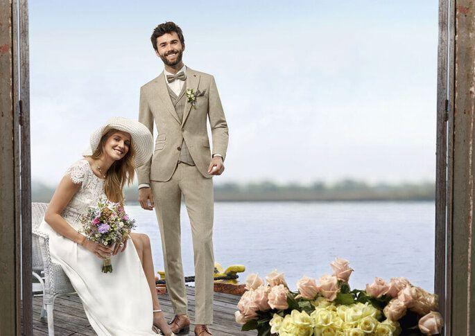 Wenn Nachste Woche Meine Hochzeit Ware Unsere Empfehlungen Im September Vintage Hochzeitsanzuge Hochzeit Anzug Hochzeit