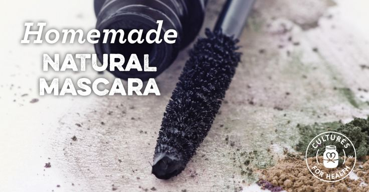how to make clear mascara at home
