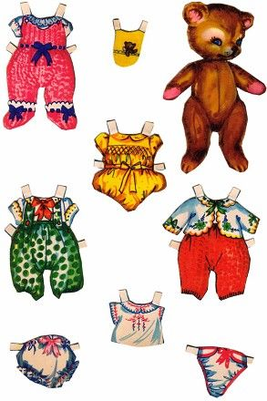 Påklædningsdukker 3 - www.mosterlise.dk* 1500 free paper dolls at artist Arielle Gabriel's The International Paper Doll Society also free China and Japan paper dolls at The China Adventures of Arielle Gabriel for my Pinterest pals *